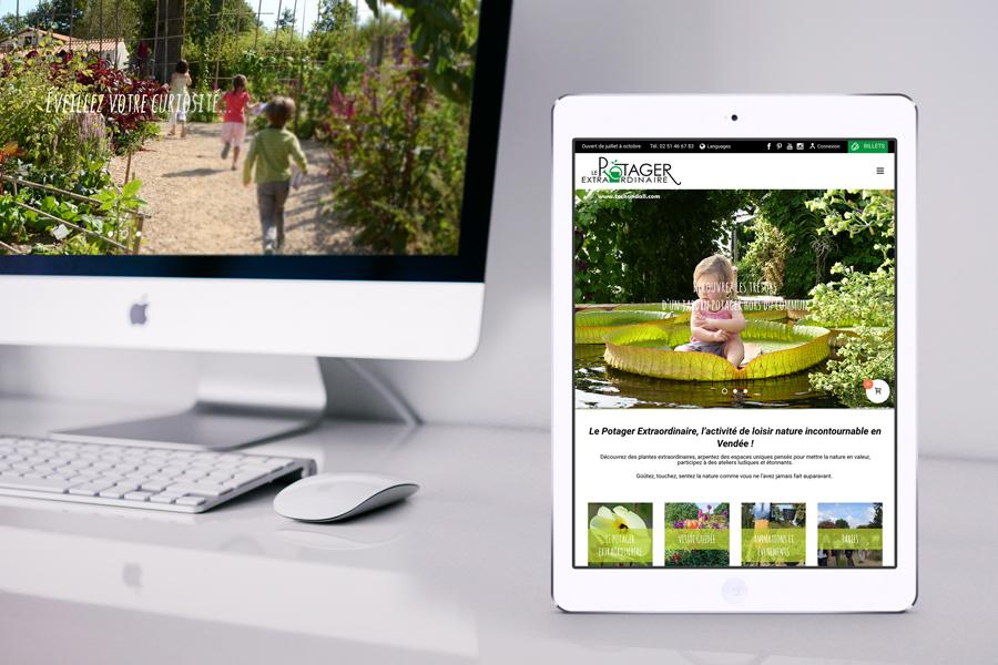 LE-POTAGER-EXTRAORDINAIRE-parc-de-loisirs-en-vendee-realisation-site-web-comwell