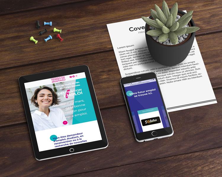 salon-destination-emploi-site-site-web-mobile-terres-de-montaigu-realisation-Comwell